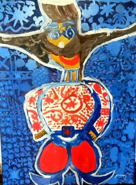 В Кривом Роге работает выставка современного детского искусства (ФОТО), фото-3