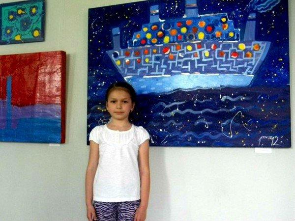 В Кривом Роге работает выставка современного детского искусства (ФОТО), фото-6