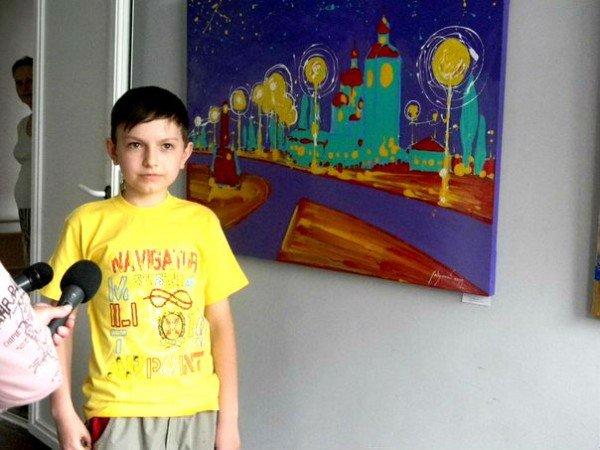 В Кривом Роге работает выставка современного детского искусства (ФОТО), фото-7