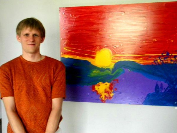 В Кривом Роге работает выставка современного детского искусства (ФОТО), фото-8
