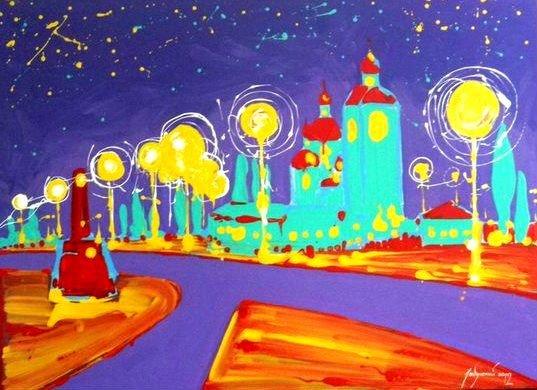 В Кривом Роге работает выставка современного детского искусства (ФОТО), фото-10