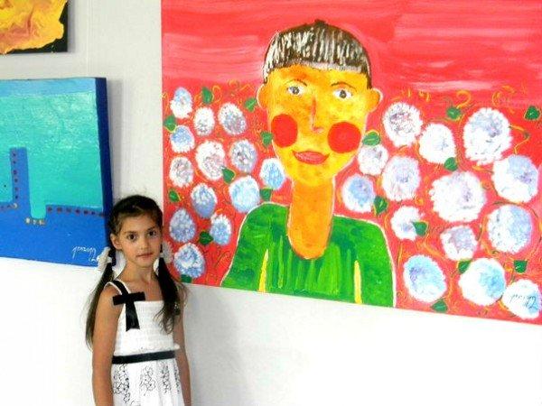 В Кривом Роге работает выставка современного детского искусства (ФОТО), фото-11