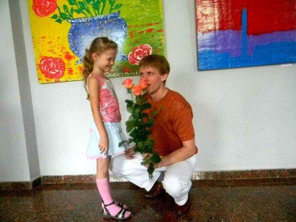 В Кривом Роге работает выставка современного детского искусства (ФОТО), фото-12