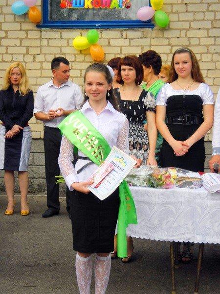 В горловской школе №15 подведены итоги конкурса «Ученик года-2012», фото-1
