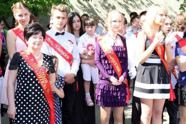 Фоторепортаж: Выпускники Симферополя празднуют окончание школы, фото-6