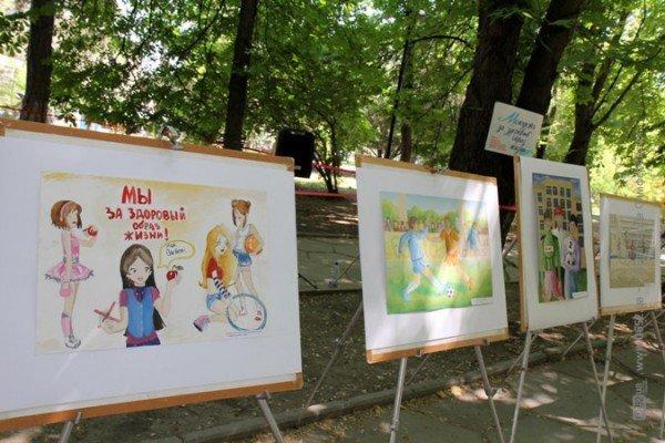 В Симферополе состоялось «Библио-Евро» (ФОТО), фото-2