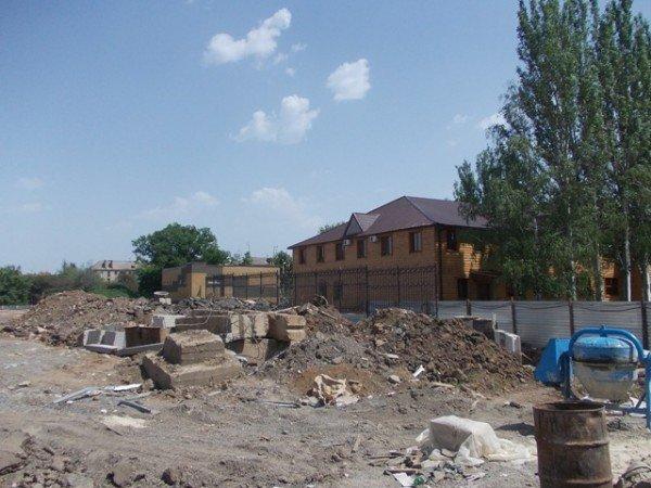Из-за отсутствия финансов  стадион в Артемовске не успеют вовремя сдать, фото-7