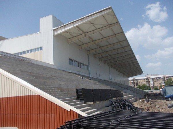 Из-за отсутствия финансов  стадион в Артемовске не успеют вовремя сдать, фото-9