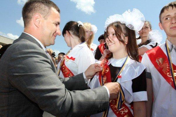 158 симферопольцев закончили с отличием учебу в школе (ФОТО), фото-7