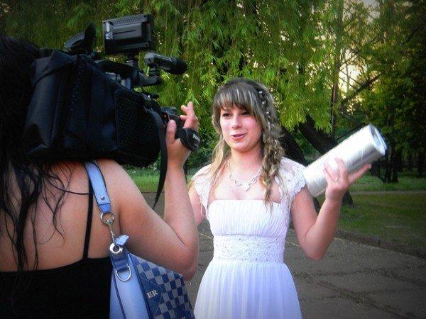 Выпускники Кривого Рога получили аттестаты и встретили рассвет (ФОТО), фото-2