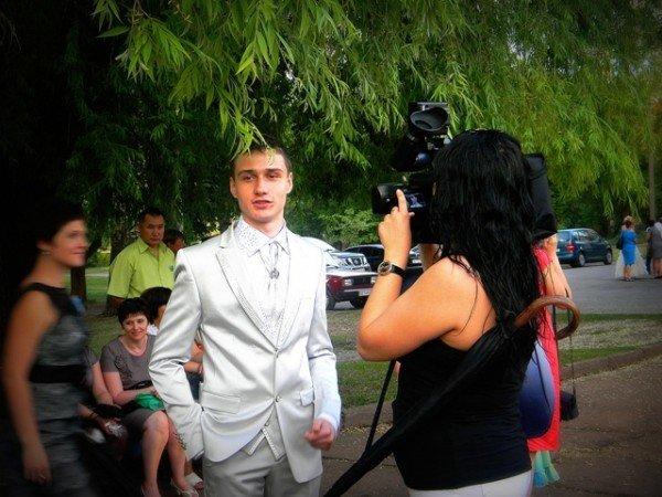 Выпускники Кривого Рога получили аттестаты и встретили рассвет (ФОТО), фото-3