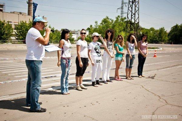 XTREME ART CLUB LADY  докажет,  что женщина тоже водитель!, фото-1