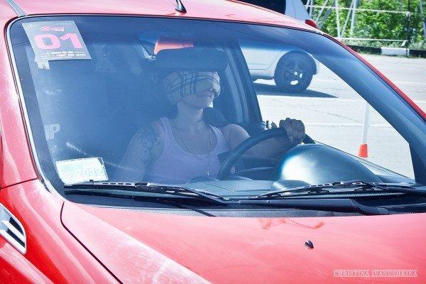 XTREME ART CLUB LADY  докажет,  что женщина тоже водитель!, фото-3