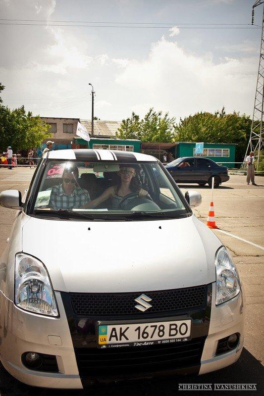 XTREME ART CLUB LADY  докажет,  что женщина тоже водитель!, фото-5