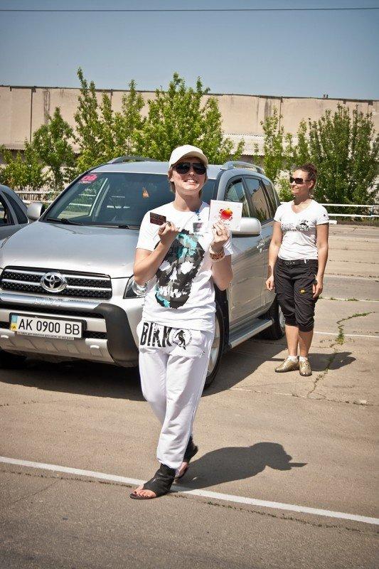 XTREME ART CLUB LADY  докажет,  что женщина тоже водитель!, фото-11