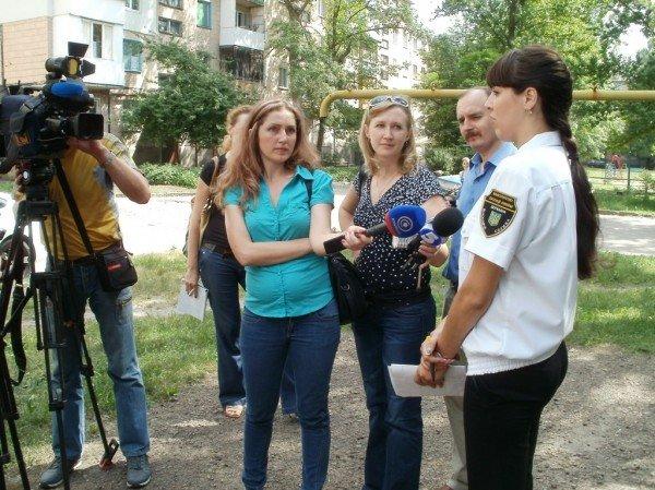 В Донецке не смогли описать за коммунальные долги имущество должников (фото), фото-1