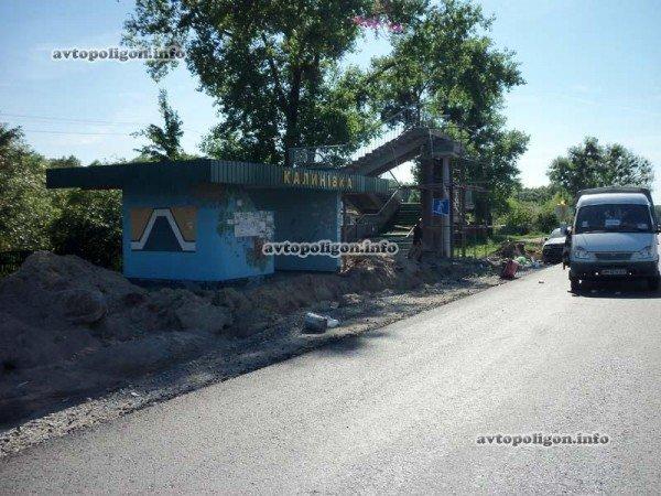 На Житомирской трассе Ауди врезался в ГАЗель и дорожных рабочих – пострадали два человека (ФОТО), фото-3