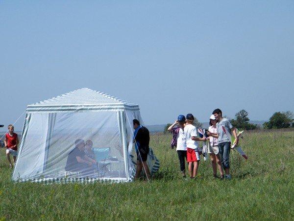 Чудеса на виражах: в Горловке прошли Областные соревнования по авиамоделированию, фото-3