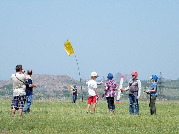 Чудеса на виражах: в Горловке прошли Областные соревнования по авиамоделированию, фото-5