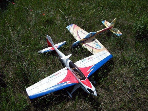 Чудеса на виражах: в Горловке прошли Областные соревнования по авиамоделированию, фото-10