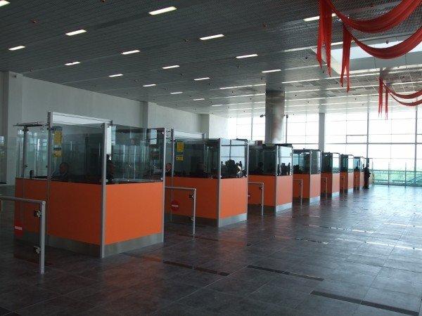 Янукович открыл новый донецкий аэропорт (фото), фото-6