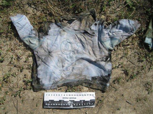 В Донецке, в выловленной из Кальмиуса сумке, обнаружили тело двухлетней девочки (фото), фото-1