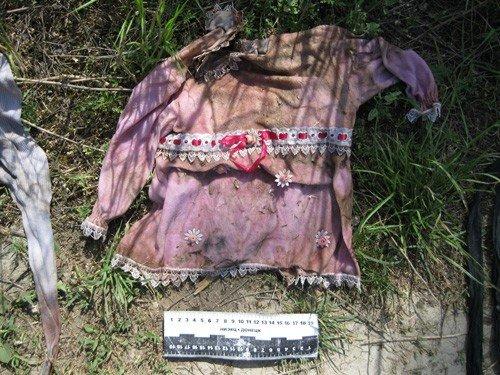 В Донецке, в выловленной из Кальмиуса сумке, обнаружили тело двухлетней девочки (фото), фото-2