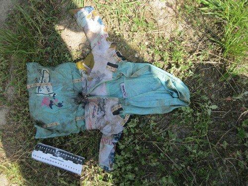 В Донецке, в выловленной из Кальмиуса сумке, обнаружили тело двухлетней девочки (фото), фото-3