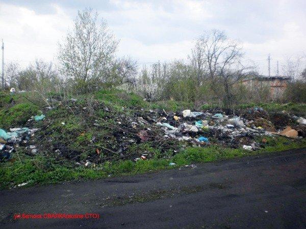 Жители Никитовки крайне не довольны работой «Эко-Альянс», фото-2