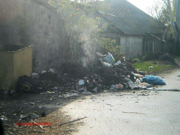 Жители Никитовки крайне не довольны работой «Эко-Альянс», фото-3
