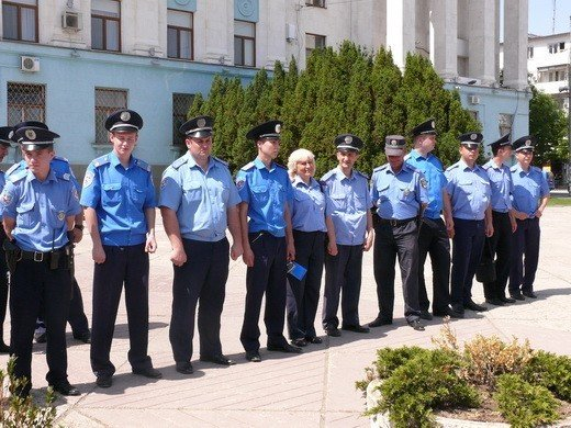Крымскотатарские оппозиционеры решили голодать под Совмином (фото), фото-4