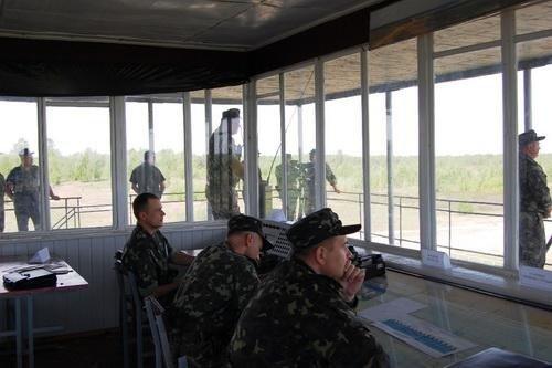 На Рівненщині стріляли зенітники-снайпери (ФОТО), фото-1