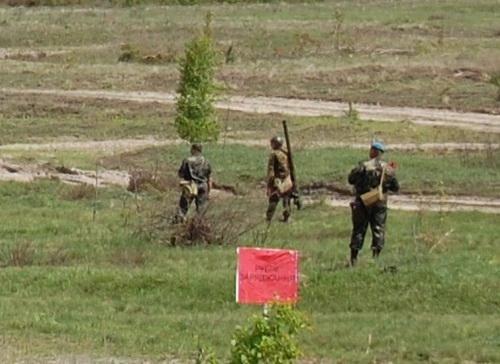 На Рівненщині стріляли зенітники-снайпери (ФОТО), фото-2