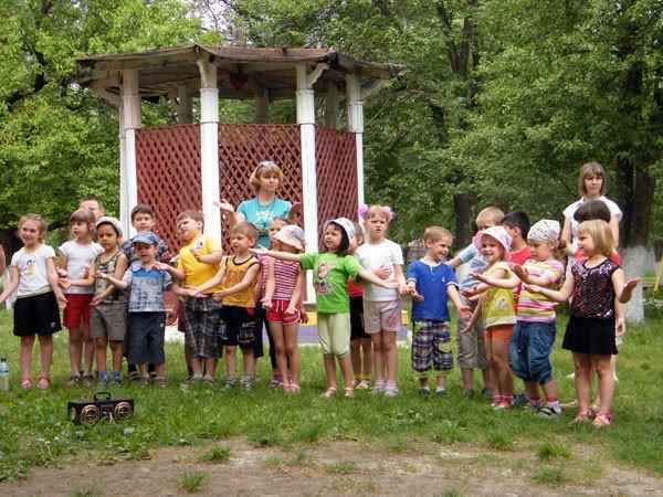 Горловские дошкольники весело отпраздновали Международный день семьи, фото-1