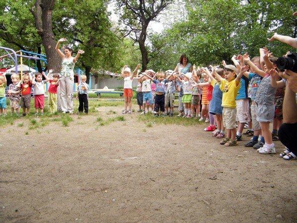 Горловские дошкольники весело отпраздновали Международный день семьи, фото-2