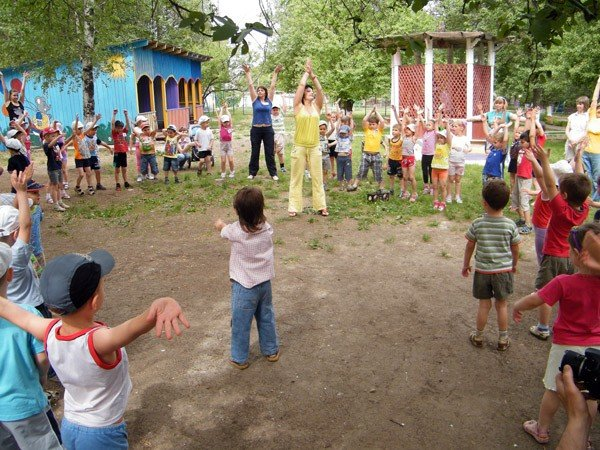 Горловские дошкольники весело отпраздновали Международный день семьи, фото-3