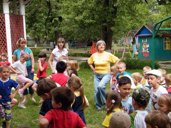 Горловские дошкольники весело отпраздновали Международный день семьи, фото-4