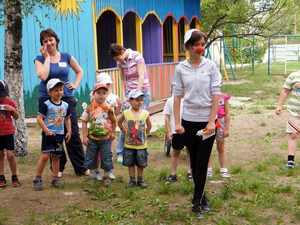 Горловские дошкольники весело отпраздновали Международный день семьи, фото-5