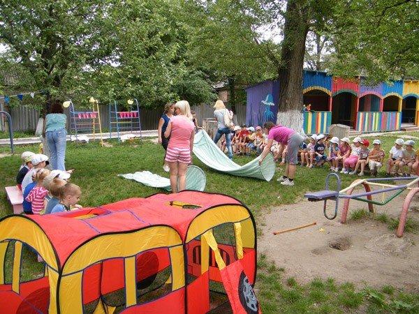 Горловские дошкольники весело отпраздновали Международный день семьи, фото-7