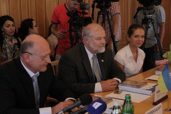 Американский министр увидел в Днепропетровской области особый экономический потенциал (ФОТО), фото-3