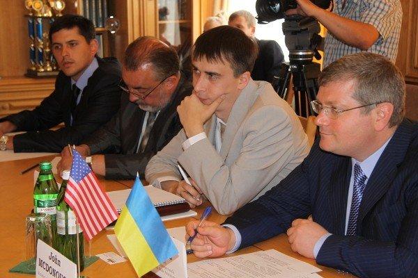 Американский министр увидел в Днепропетровской области особый экономический потенциал (ФОТО), фото-2