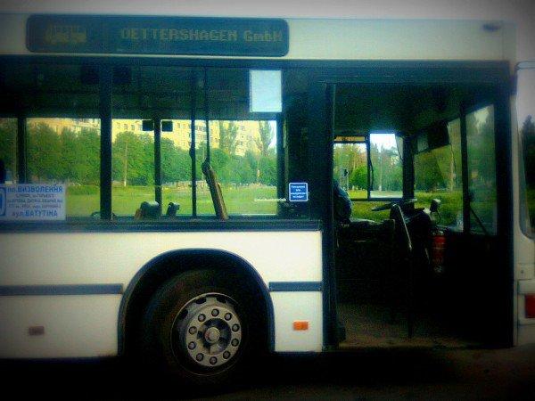 В Кривом Роге 240-ая маршрутка стала автобусом и подешевела (ФОТО), фото-3