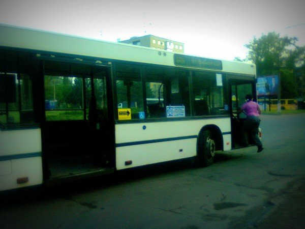 В Кривом Роге 240-ая маршрутка стала автобусом и подешевела (ФОТО), фото-5