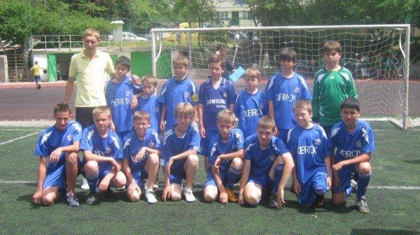 В Ялте наградили победителей городского юношеского чемпионата по футболу, фото-3