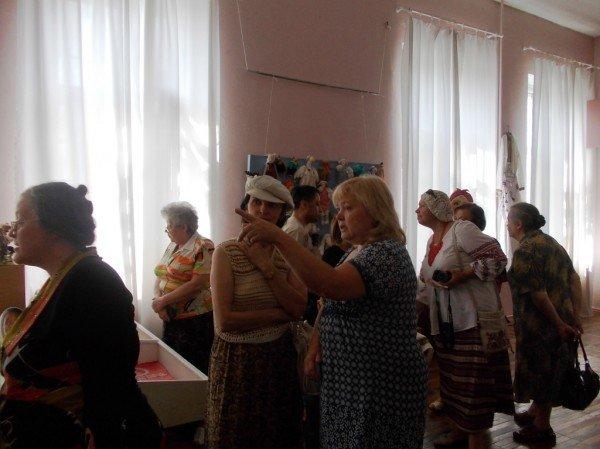 В Артемовском музее сошлись «Схід і Захід», фото-9