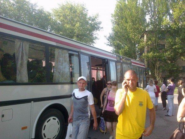 Промежуточные автобусы на Часов Яр вернут уже cегодня, фото-1