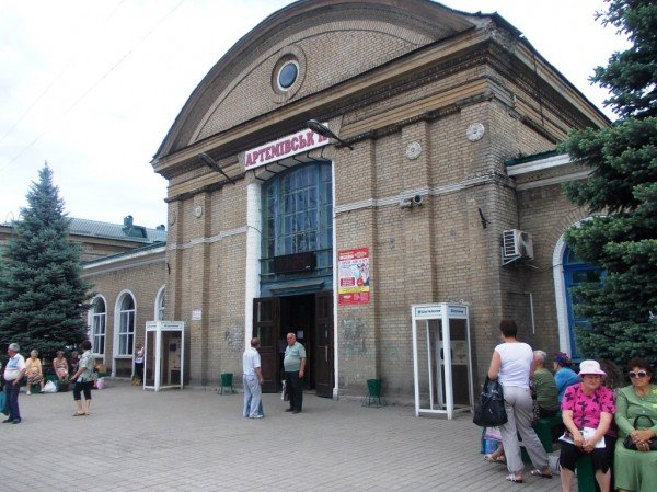 Ремонт ж/д вокзала в Артемовске начнется 1 июня. Ничего грандиозного не обещают, фото-4