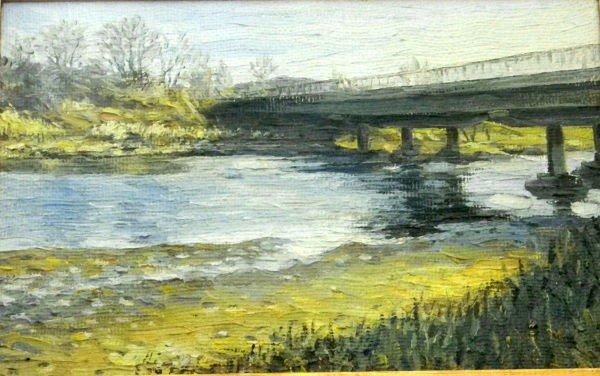 В музее Кривого Рога работает выставка картин Олега Фатченко (ФОТО), фото-3