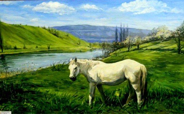 В музее Кривого Рога работает выставка картин Олега Фатченко (ФОТО), фото-7