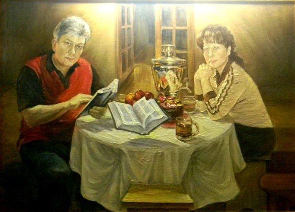 В музее Кривого Рога работает выставка картин Олега Фатченко (ФОТО), фото-9